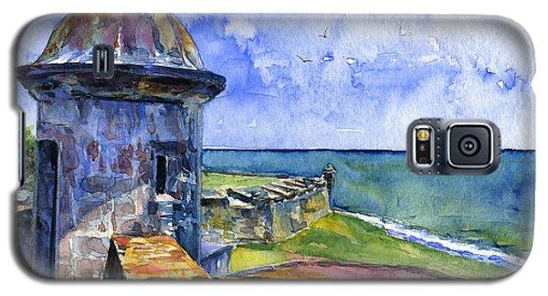 Fort San Juan Puerto Rico Galaxy S5 Case
