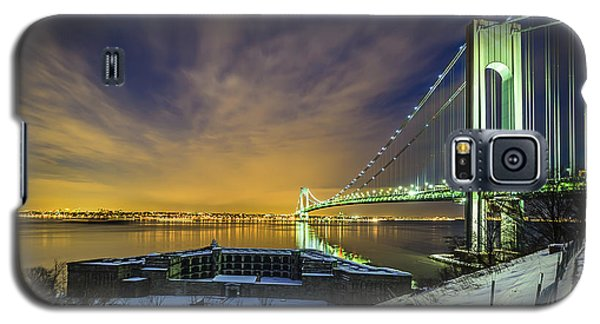 Fort Wadsworth And Verrazano Bridge Galaxy S5 Case