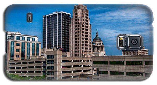 Fort Wayne Skyscrapers Galaxy S5 Case