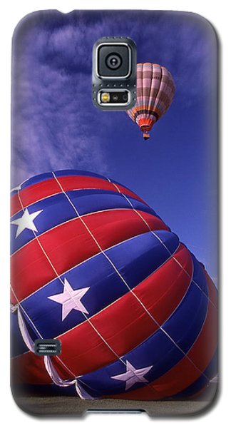 Fort Worth Balloons Galaxy S5 Case