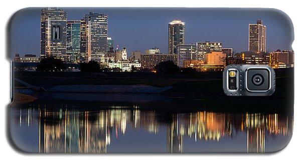 Fort Worth Skyline 020915 Galaxy S5 Case