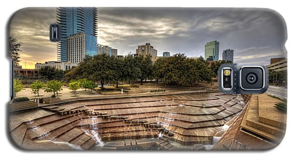 Fort Worth Water Garden Galaxy S5 Case