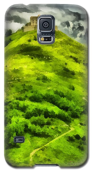 Forte Diamante 0249 - By Enrico Pelos Galaxy S5 Case