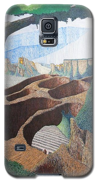 Forte Rest Galaxy S5 Case by A  Robert Malcom