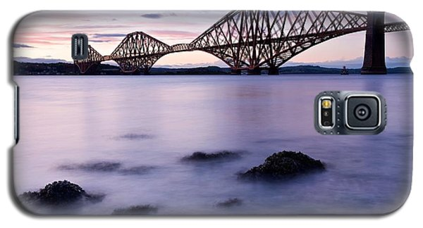 Forth Bridge At Sundown Galaxy S5 Case
