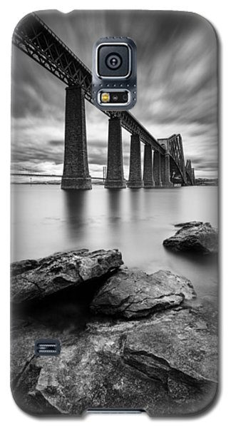 Forth Bridge Galaxy S5 Case by Dave Bowman