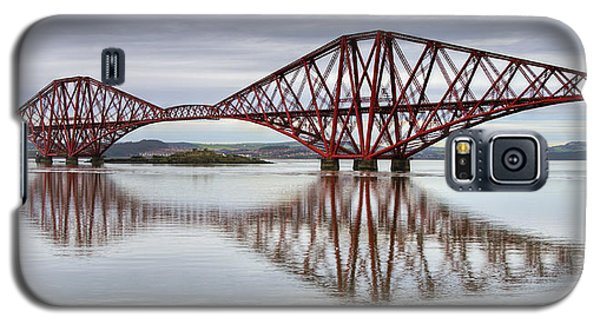 Forth Bridge Reflections Galaxy S5 Case
