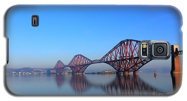 Forth Rail Bridge Galaxy S5 Case