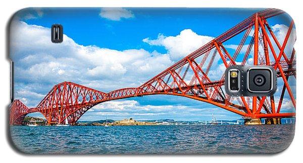 Forth Rail Bridge Galaxy S5 Case