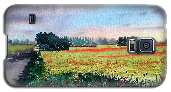 Forty Acre Field Near Easingwold Galaxy S5 Case