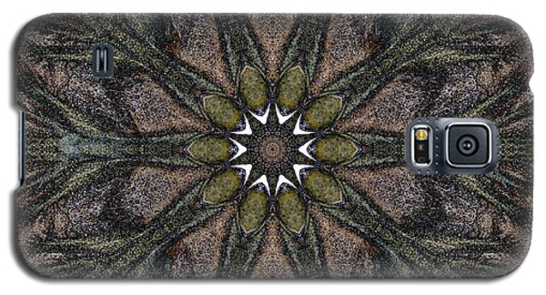 Galaxy S5 Case featuring the digital art Forty Six And 2 by Rhonda Strickland