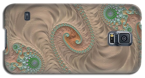 Fossilized Galaxy S5 Case