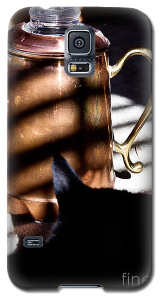 Galaxy S5 Case featuring the photograph Found In A Sunbeam by Lawrence Burry