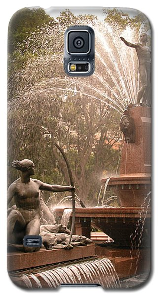 Fountain Galaxy S5 Case