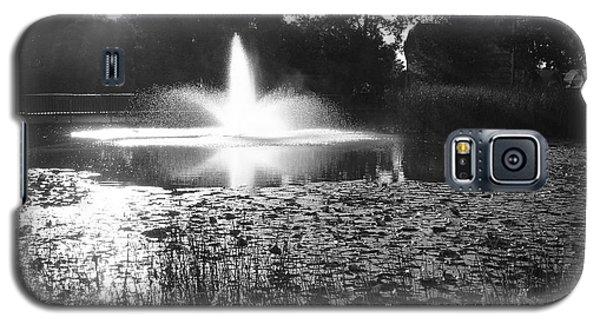 Fountain Galaxy S5 Case by Ginny Gaura