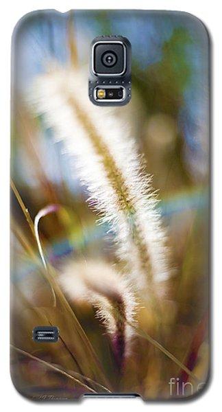 Fountain Grass Galaxy S5 Case