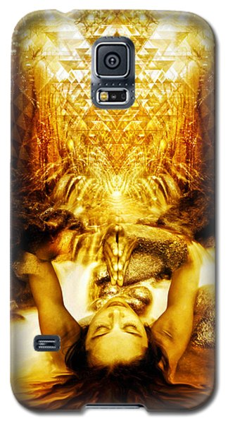 Fountain Of Boundless Love Galaxy S5 Case