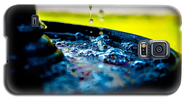 Fountain Of Time Galaxy S5 Case