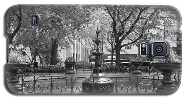 Fountain Time Galaxy S5 Case