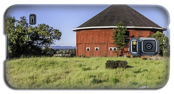 Fountaingrove Round Barn Galaxy S5 Case
