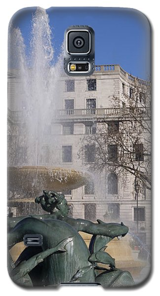 Fountains In Trafalgar Square Galaxy S5 Case