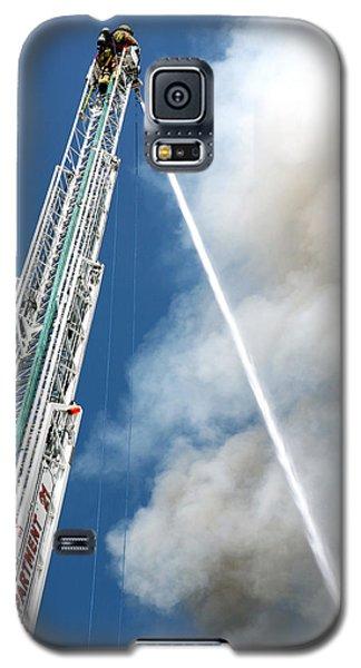 Four Alarm Blaze 001 Galaxy S5 Case