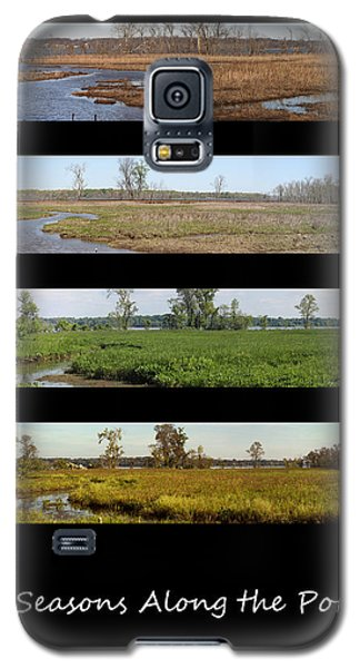 Four Seasons Along The Potomac Galaxy S5 Case