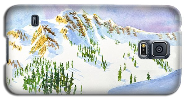 Four Sisters At Snowbasin Galaxy S5 Case