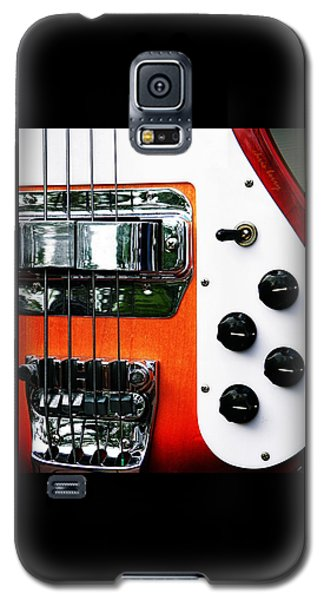 Four String Rickenbacker Bass  Galaxy S5 Case
