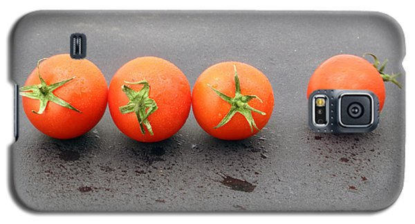 Four Tomatoes Galaxy S5 Case