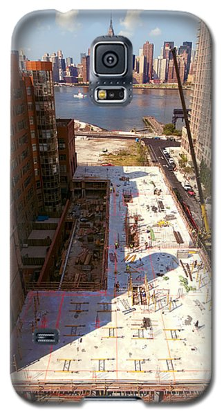 Fourth Floor Slab Galaxy S5 Case