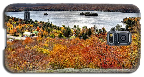 Fourth Lake From Above Galaxy S5 Case