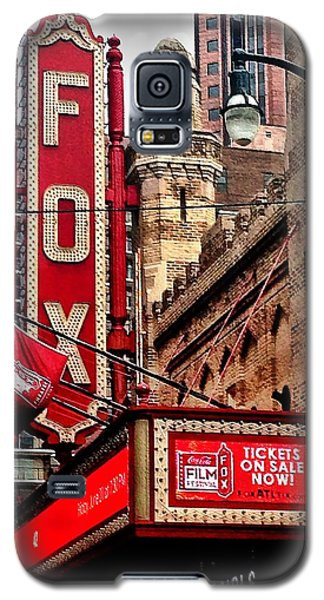 Fox Theater - Atlanta Galaxy S5 Case by Robert L Jackson