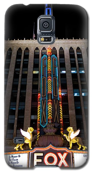 Fox Theater In Detroit Michigan Galaxy S5 Case