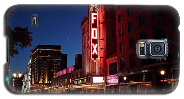 Fox Theater Twilight Galaxy S5 Case
