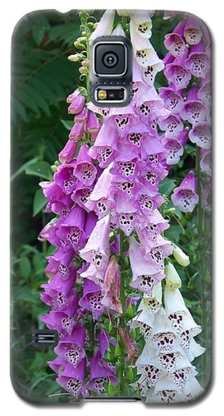 Foxglove After The Rains Galaxy S5 Case
