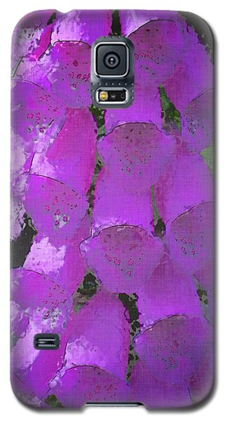 Foxgloves Galaxy S5 Case