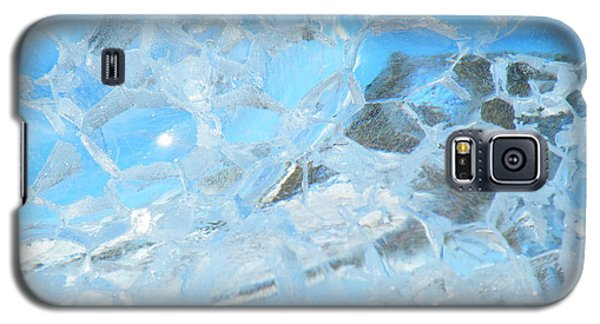 Galaxy S5 Case featuring the photograph Fracked  by Brian Boyle