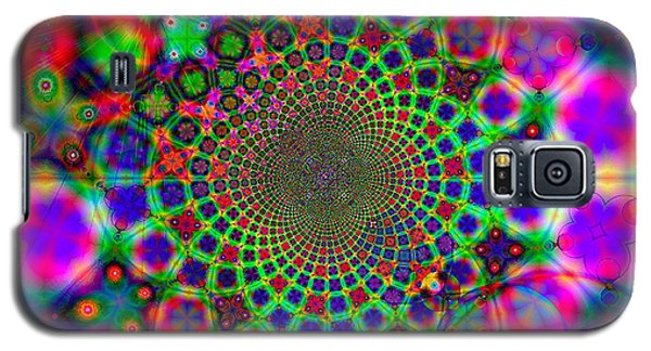 Fractal #11 Galaxy S5 Case