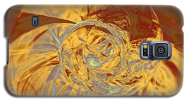 Ammonite Galaxy S5 Case