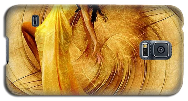 Fractal Dance Of Joy Galaxy S5 Case