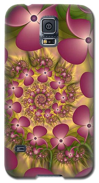 Fractal Joy Galaxy S5 Case