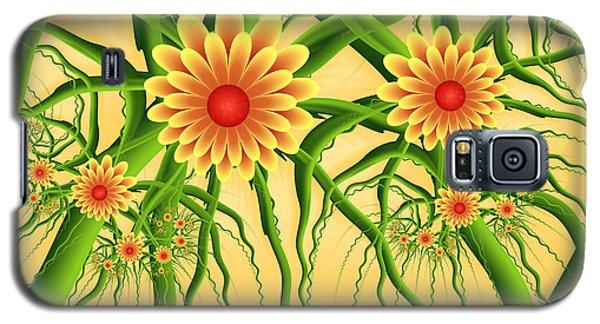 Fractal Summer Pleasures Galaxy S5 Case