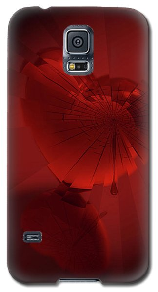 Fracture II Galaxy S5 Case