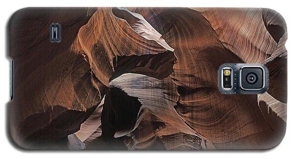 Fractured Light Galaxy S5 Case