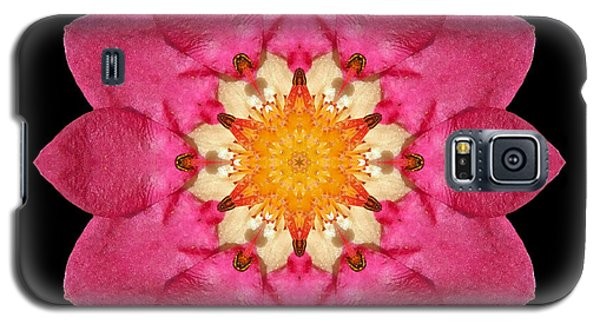 Fragaria Flower Mandala Galaxy S5 Case