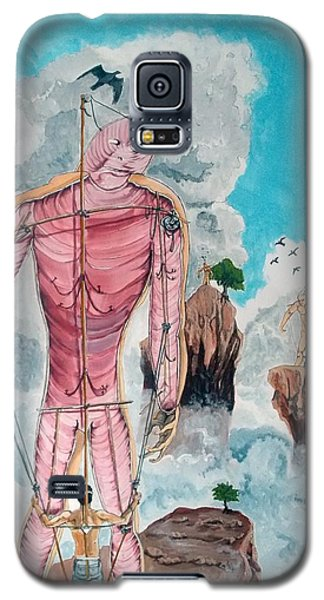 Fragiles Colossus Galaxy S5 Case