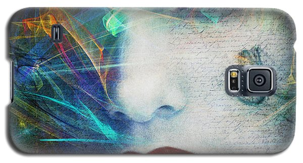 Fragrance Of Love Galaxy S5 Case