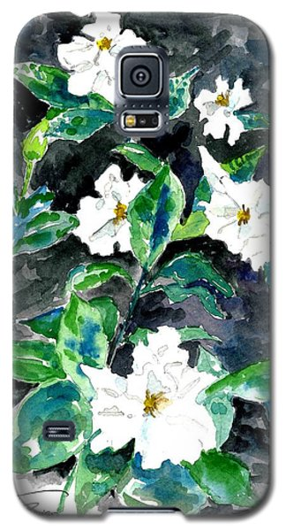 Fragrant Beauty  Galaxy S5 Case