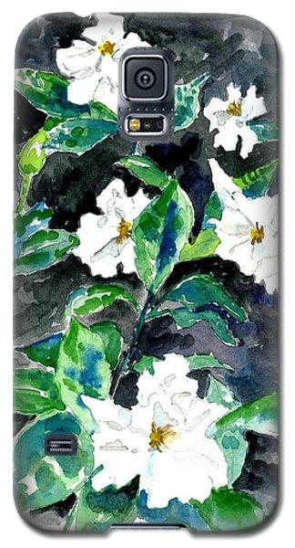 Fragrant Beauty  Galaxy S5 Case